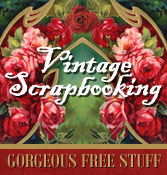 Free Vintage Scrapbooking Freebies
