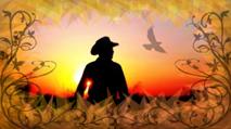 cowboy-sunset-create-shapes
