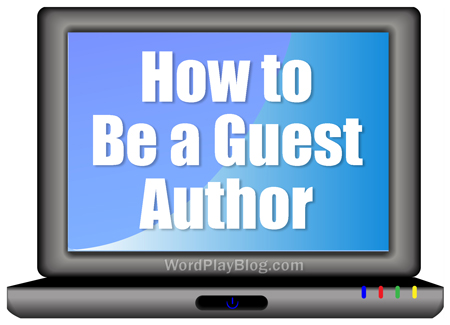 How to be a guest author and content writing consultant