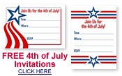free 4th of July invitations